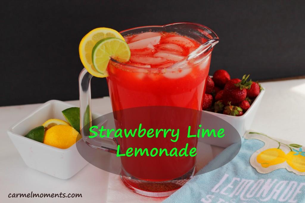 http://gatherforbread.com/strawberry-lime-lemonade/