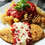 Zesty Mozzarella Chicken