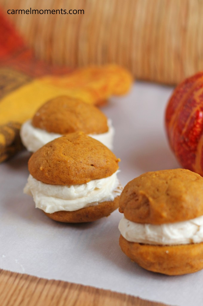 ... pumpkin, apple, pumpkin. Check out these mini pumpkin tarts featured