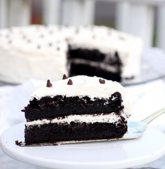 How To Make To Perfect Devils Food Cake