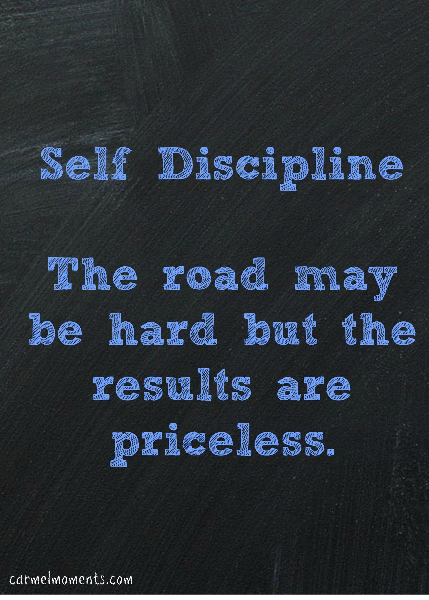 Image result for how have discipline