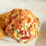 Broccoli Bacon Cheese Ball