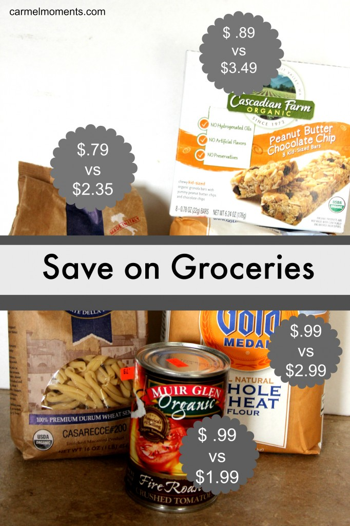 Save on Groceries at the Outlet Discount Stores