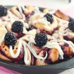 Blackberry Cinnamon Rolls