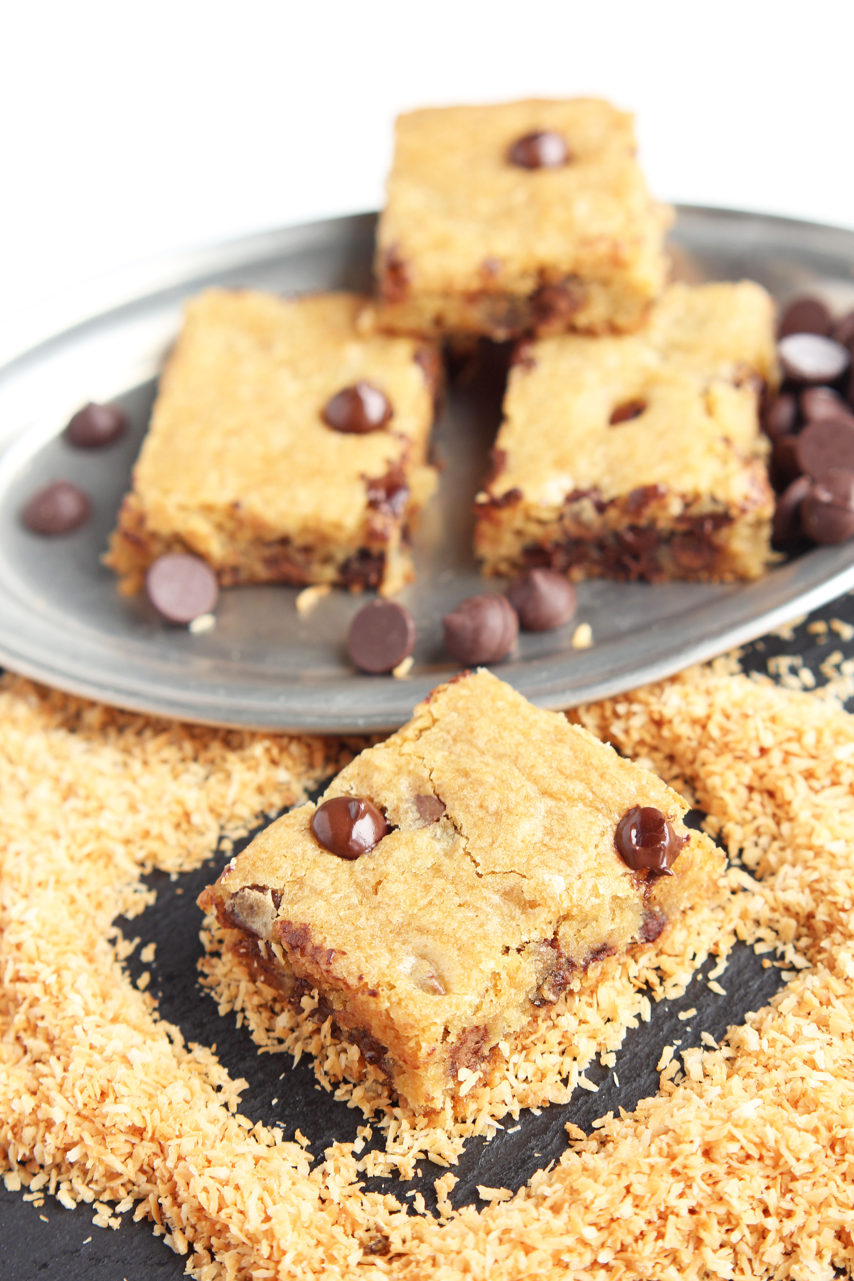 Congo Bars - Delicious chewy chocolate chip bars made sweet with ...