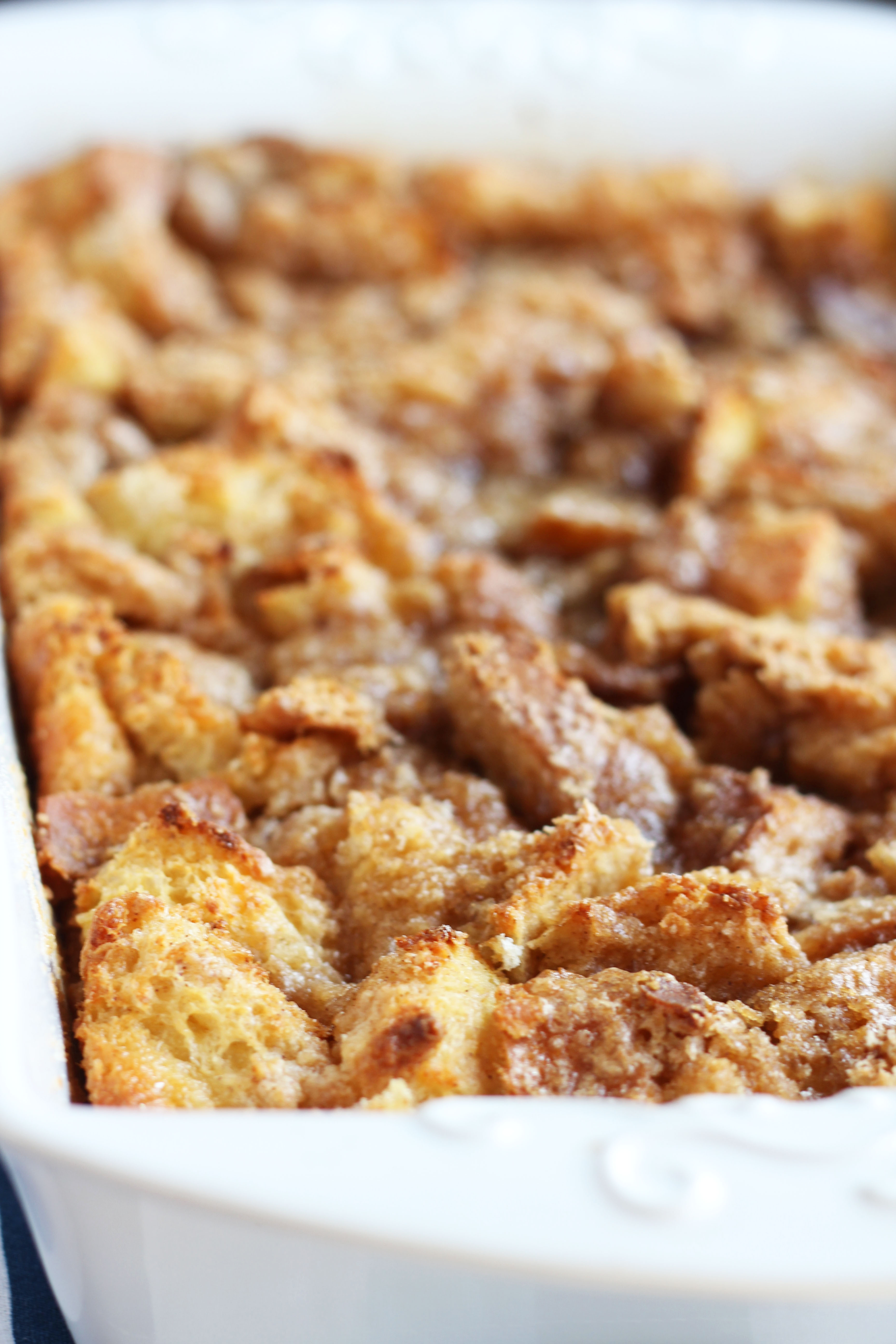 Easy Baked French Toast Casserole