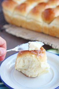 Light and Tender Potato Dinner Rolls