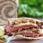 Best Reuben Sandwich without Sauerkraut