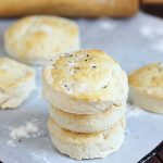 Salt and Pepper Biscuits
