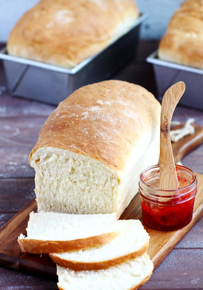 Farmhouse White Sandwich Bread