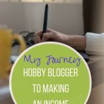 How I Went from a Hobby Blogger to Making an Income