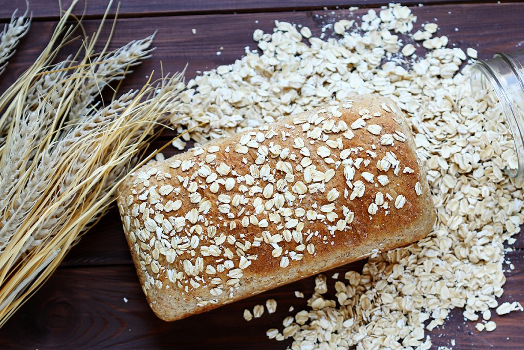 Homemade Multigrain Bread // Gather for Bread
