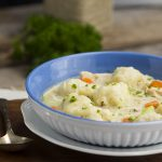 Chicken and Buttermilk Dumplings