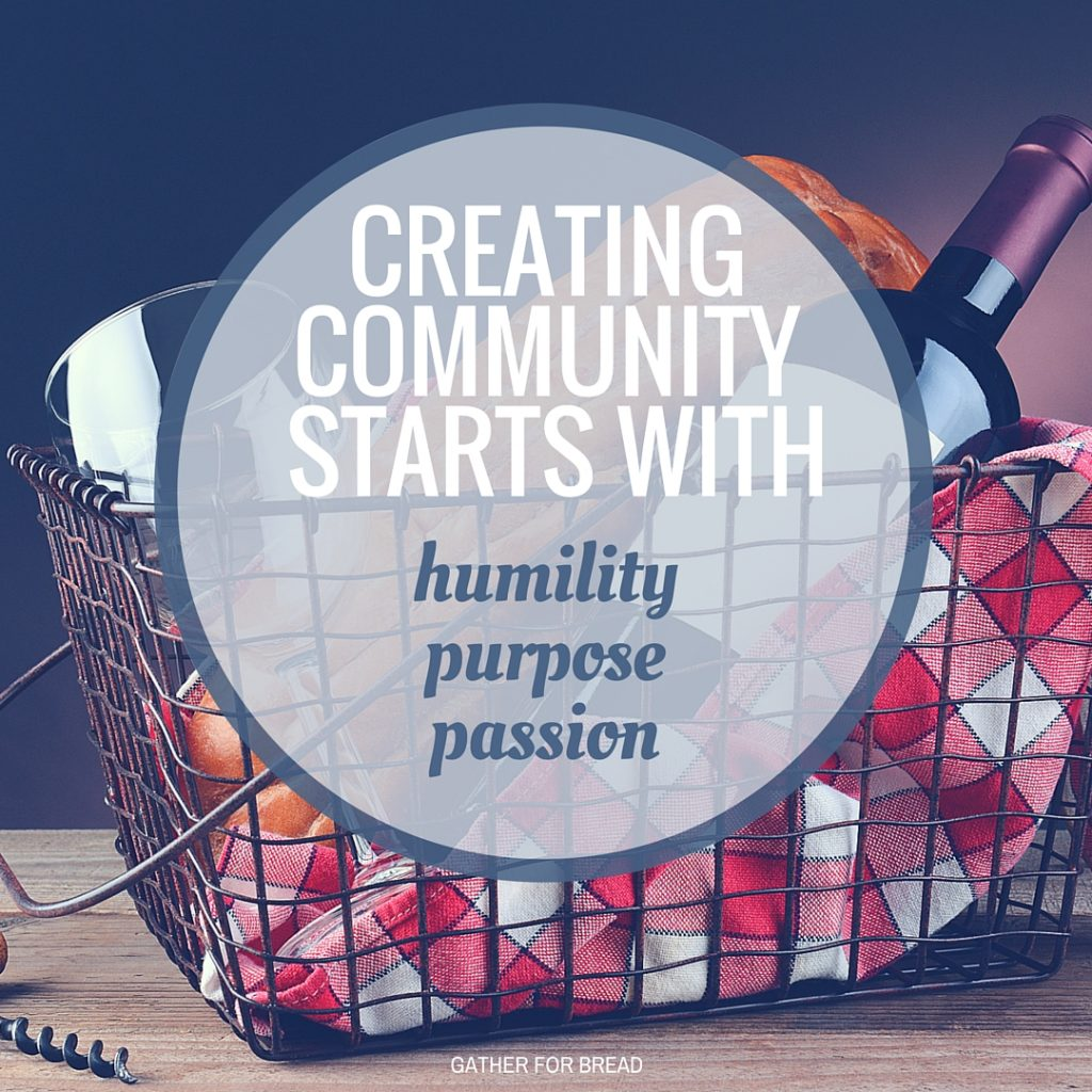 Creating Community Stars with Humility, Purpose and Passion