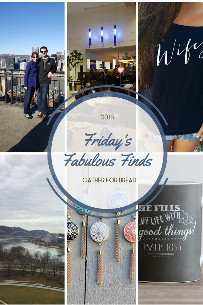 Friday's Fabulous Finds Week #9