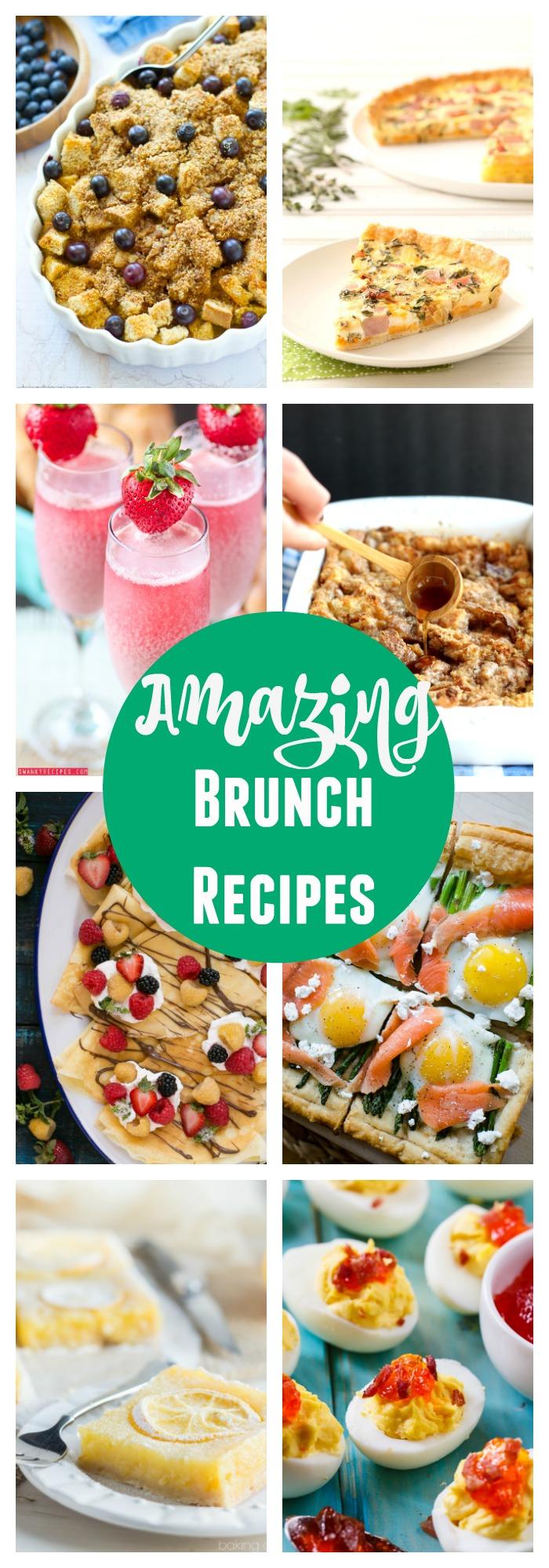 brunch recipes amazing easter spring