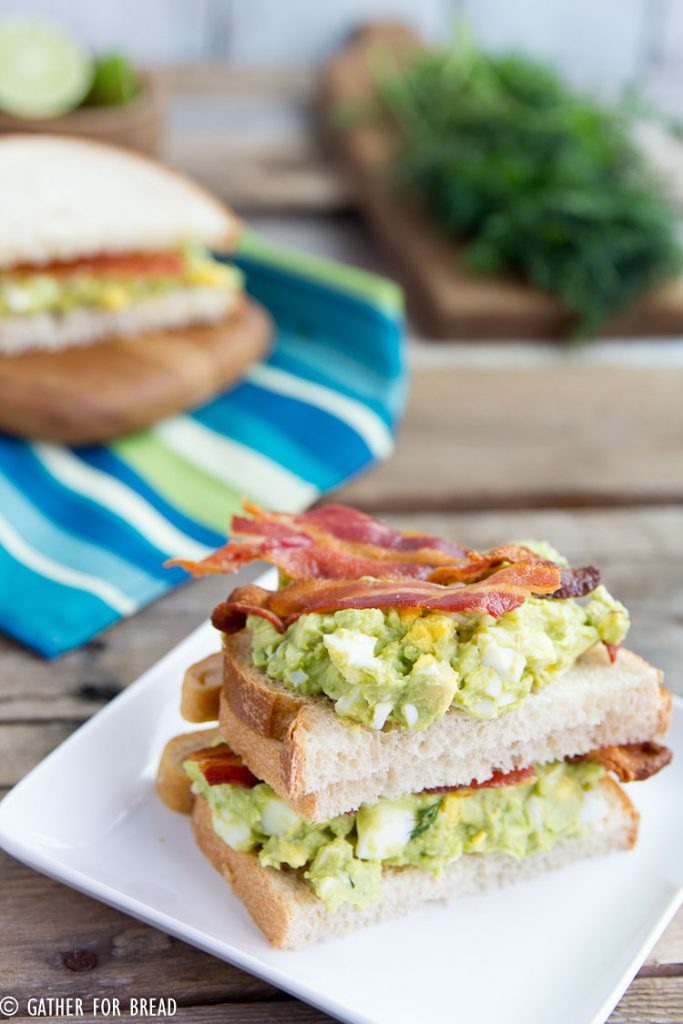Avocado Sonoma Chicken Salad – Spicy Southern Kitchen