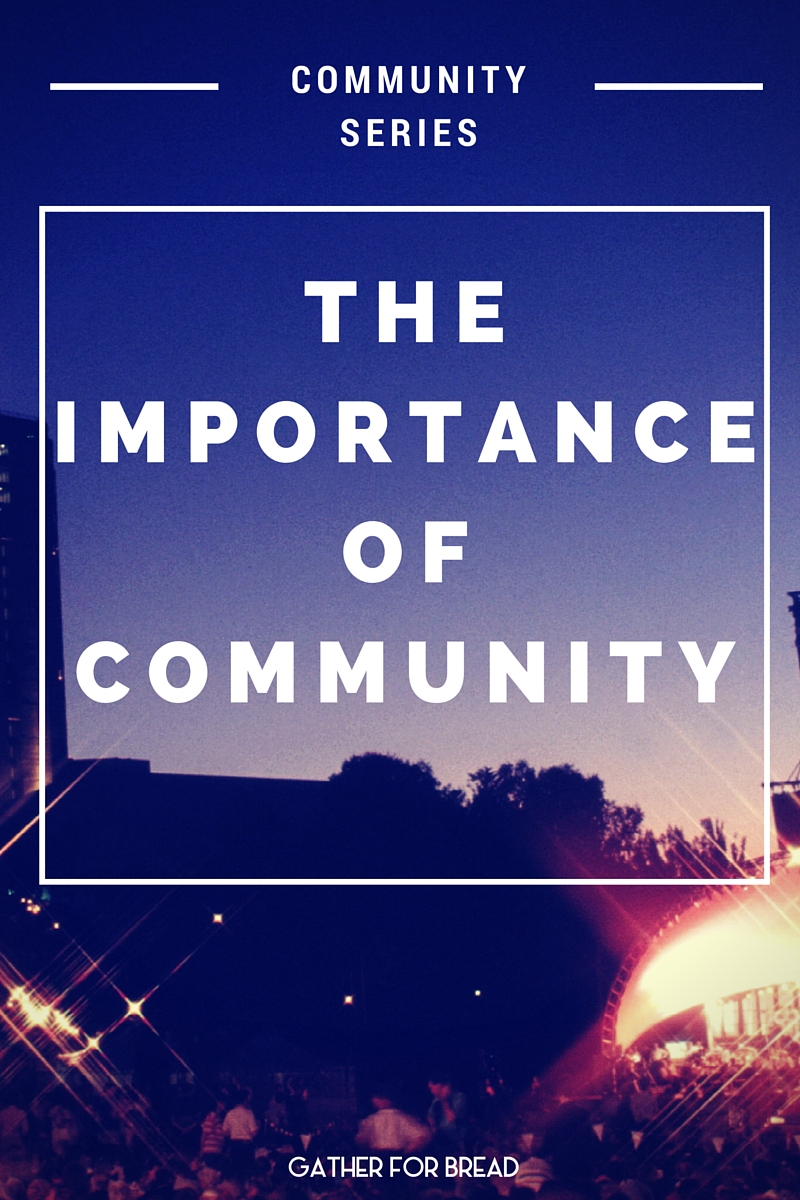 Essay On Community