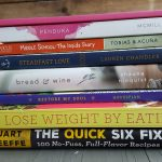 What I Read April Book List