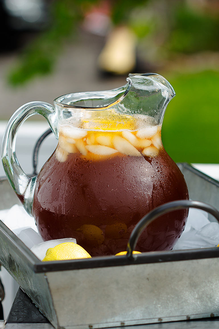 Perfect Sweet Tea - Gather for Bread