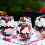 Very Berry Mini Trifles