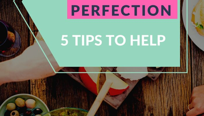 Hosting Getting Over Perfection