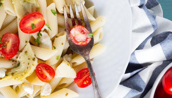 5 Ingredient Penne Pasta Salad