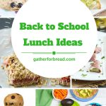 20 Pack Able School Lunch Ideas