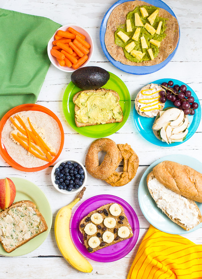 20 Pack Able School Lunch Ideas - Gather for Bread