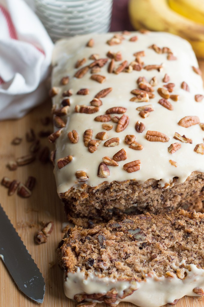 Banana Bread Pecan