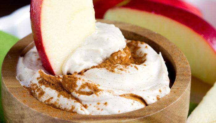 Cream Cheese Brown Sugar Apple Dip