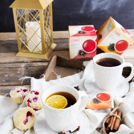 Celebrating Tea Time National Hot Tea Month