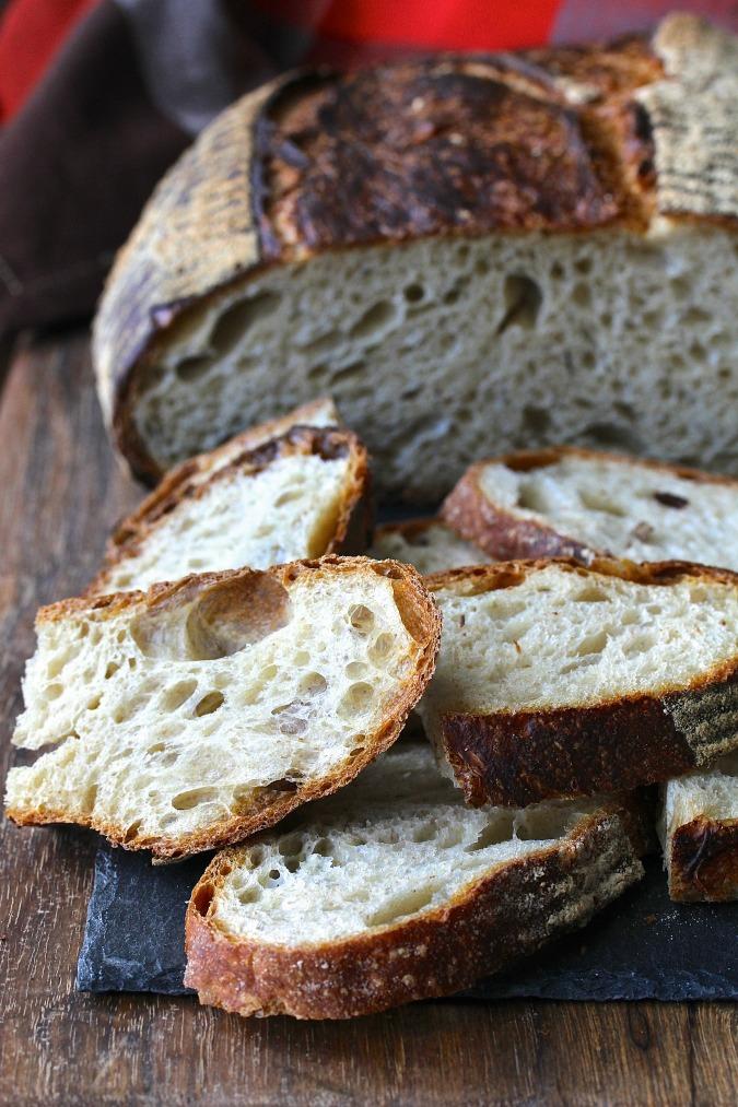 No Knead Focaccia Bread Recipe
